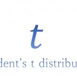 t分布とは何か。小標本における母平均の95%信頼区間の計算法とその解釈